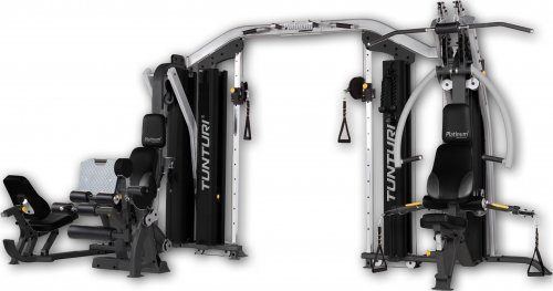 Tunturi Platinum - Multifunkční posivací věž