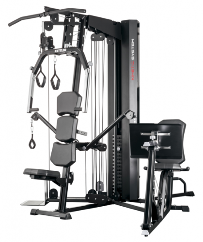 KETTLER KINETIC BASIC + leg-press a pulley