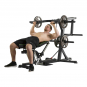 Tunturi WT80 Leverage Gym benchpress