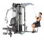 FINNLO MAXIMUM M5 multi-gym přítahy horní kladky s adaptérem