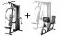 Kettler Kinetic Basic základní konstrukce + leg-press