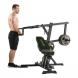 Tunturi WT80 Leverage Gym tlaky na triceps