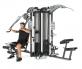 FINNLO MAXIMUM M5 multi-gym bench press v sedě