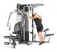 FINNLO MAXIMUM M5 multi-gym tricepsové tlaky za hlavou