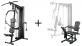 KETTLER KINETIC BASIC + leg-extension kombinace