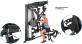 Finnlo Maximum Autark 5.0 nastavitelnost sedáku a zádové opěrky